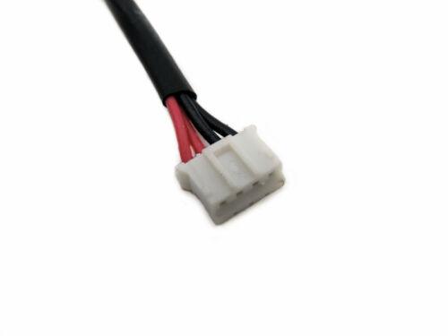 DC power jack in cable harness for HP COMPAQ PRESARIO C300 C306 C310 C350 C500