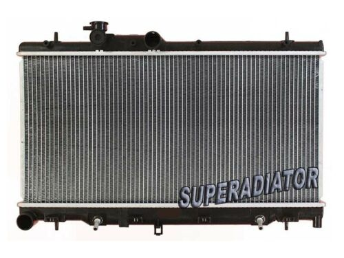 Replacement Radiator fit for 2000-2004 SUBARU LEGACY 2.5L New