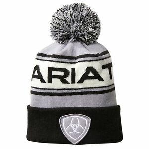 p-Ariat-Team-Unisex-Headwear-Beanie-Hat-Periscope-Black-One-Size