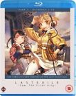 Last Exile Fam The Silver Wing Part 1 Blu Ray Region B Ship