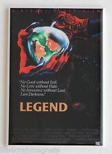 Legend FRIDGE MAGNET (2.5 x 3.5 inches) movie poster tom cruise fantasy