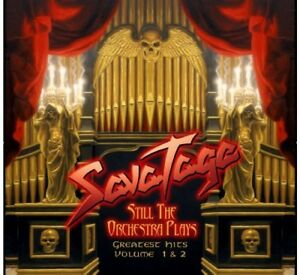 Savatage-Still-the-Orchestra-Plays-New-CD-Germany-Import
