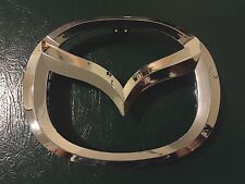 2007-2015 Mazda 3 front grill emblem Badge oem new Part #C235-51-731A.