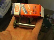 Nos Keo 607 Woodruff Keyseat Cutter 316 X 78 X 12 Shank Usa Straight
