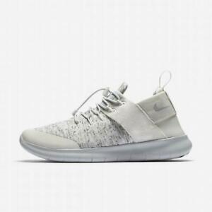 Nike-Mens-Free-RN-CMTR-2017-Prem-Low-Top-Lace-Up-Running-Beige-Size-8-0-ZNkq