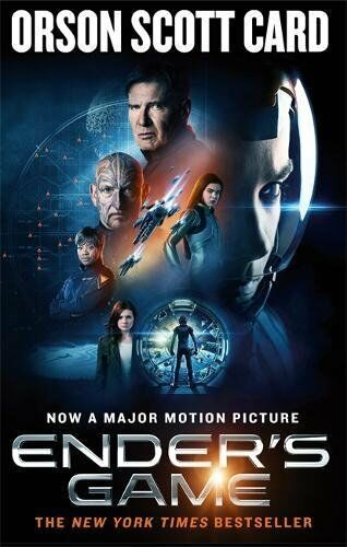 Ender's Game: Film tie-in edition (Ender Saga) by Card, Orson Scott 0356501884