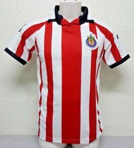 0a1cad6f8 Chivas de Guadalajara Men s Home 2018 Soccer Jersey Made in Mexico ...