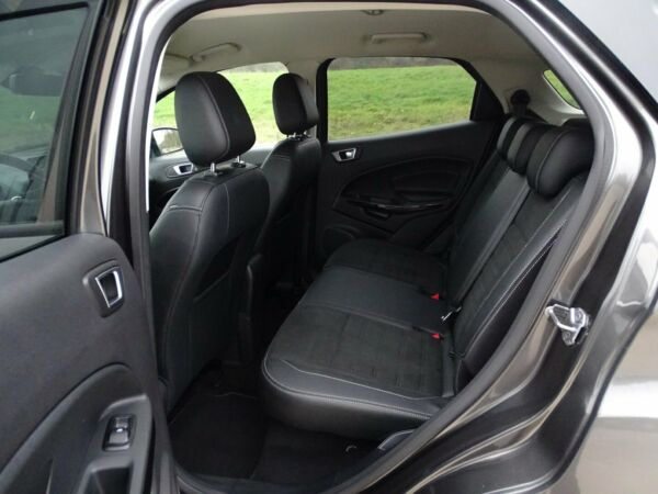 Ford EcoSport 1,0 SCTi 140 ST-Line - billede 5