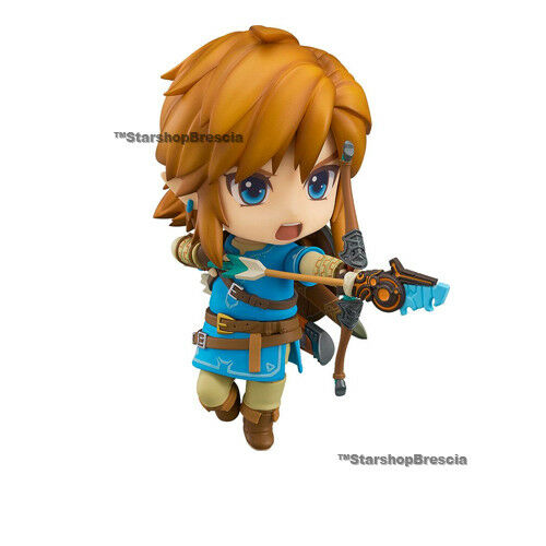 LEGEND of ZELDA - Haleine of the Wild - Maillon Regular Nendgoldid Figurine