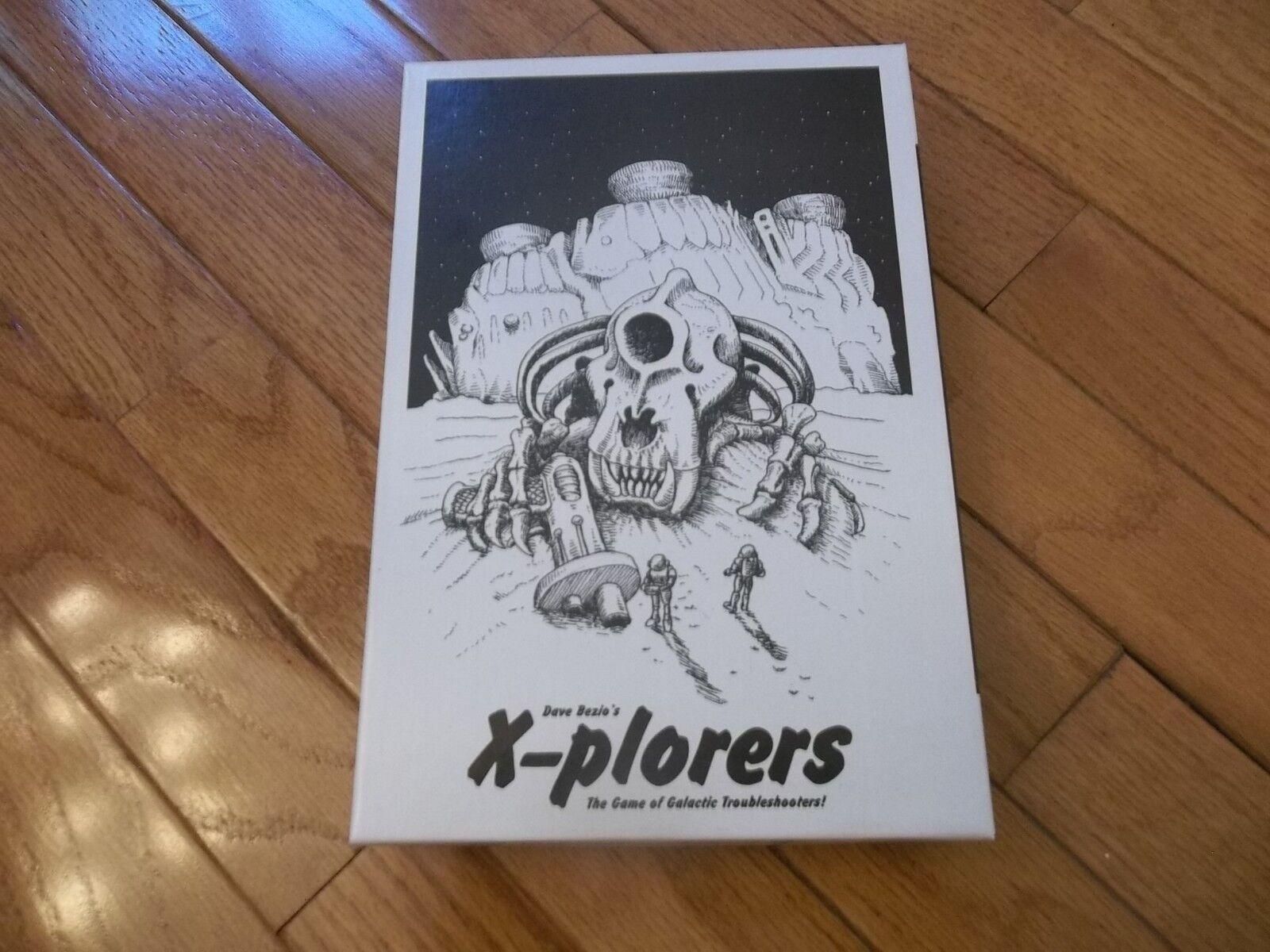 Brave Halfling X-plorers RPG Box Set 1st 1st 1st Printing 4fec85