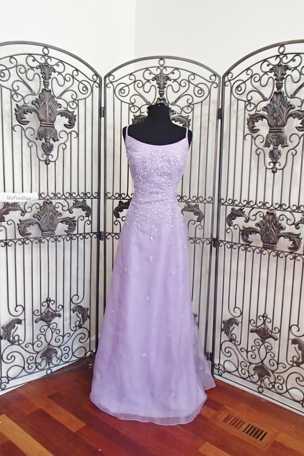 dd121 MORI LEE 4567 SZ 20 PROM FORMAL PROM HOMECOMING FORMAL GOWN DRESS