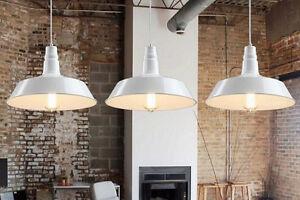 Lampada Vintage Industriale : Lampada vintage in stile industriale da soffitto moderno di design
