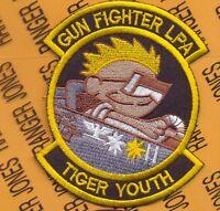 USAF 391st Fighter Squadron FS TIGER YOUTH LPA pocket patch