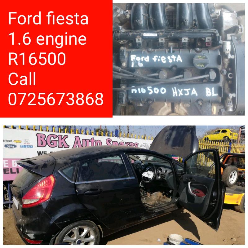 ford fiesta 1.6 engine R16500