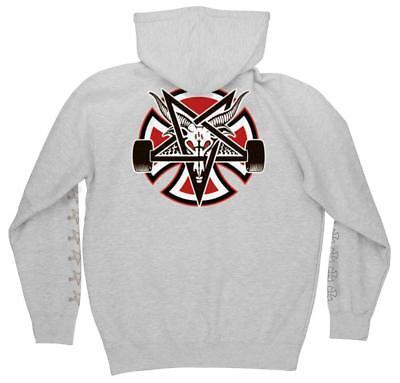 Independent Felpa Con Cappuccio Thrasher Pentagram Cross