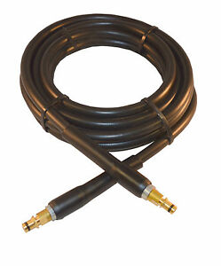 10m-RUBBER-High-Pressure-Power-Washer-Hose-250bar-for-KARCHER-K-Series-NS-NS