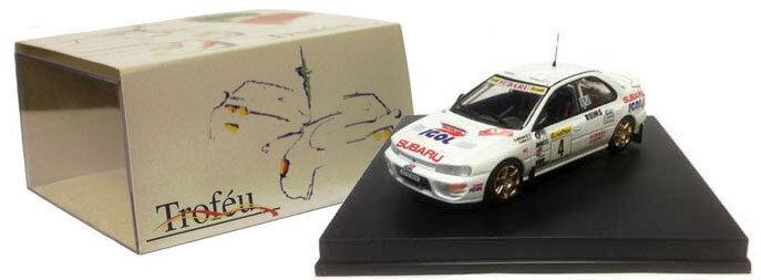Trofeu 613 Subaru Impreza 4x4 Turbo' Igol  Monte Carlo 1996-Beguin 1 43 Escala