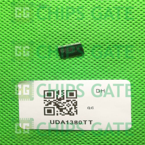 1PCS NEW UDA1380TT NXP 1206 TSOP-32