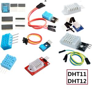 DHT11//12//22 AM2302 Temperature/&Humidity Sensor Module Replace SHT11//15 New