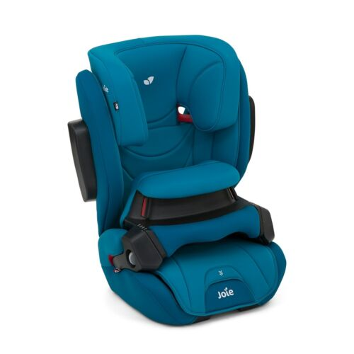 Joie Traver Shield Kindersitz Autositz Gr 1//2//3 Pacific NEU