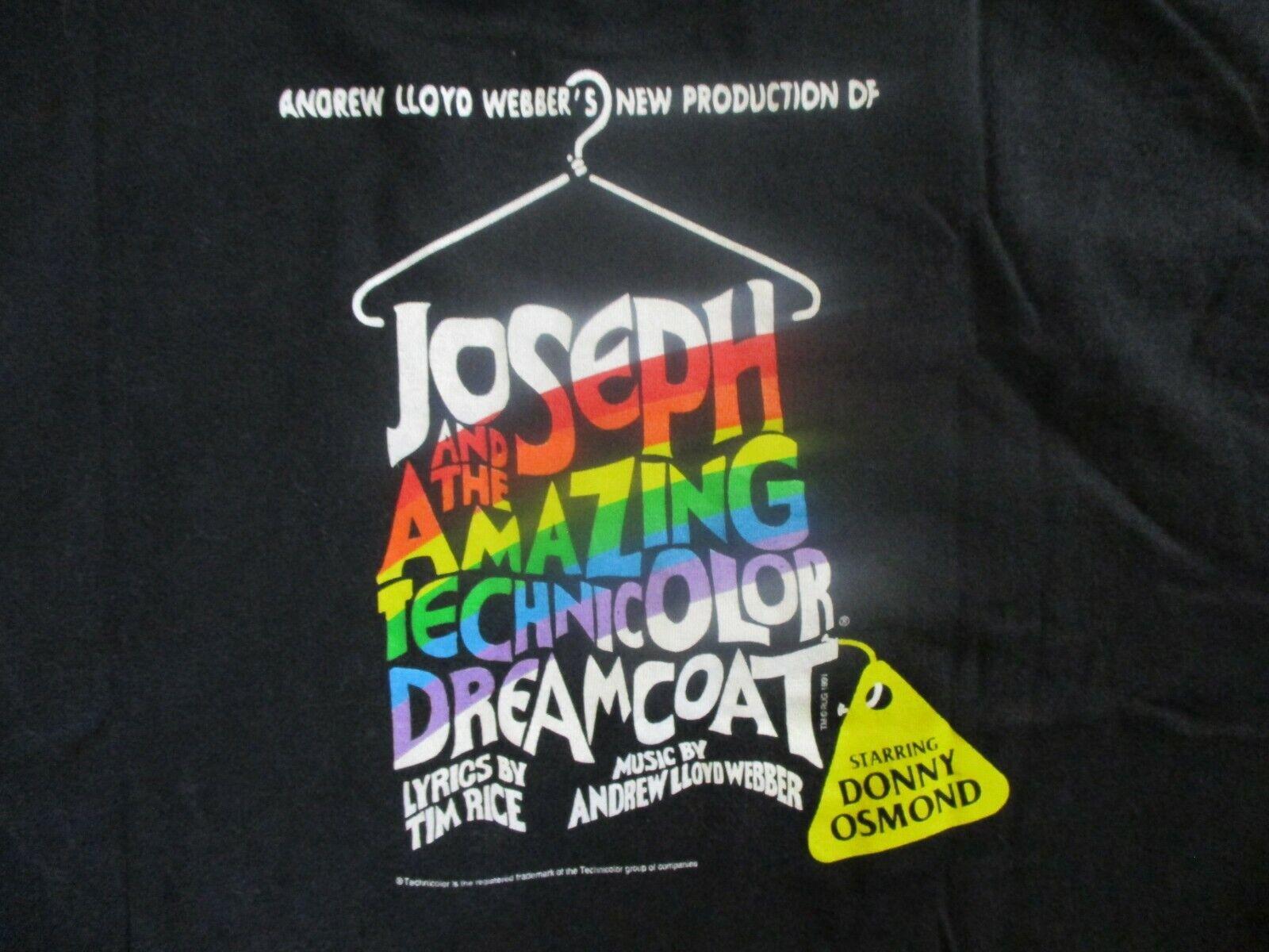 vtg DONNY OSMOND JOSEPH AMAZING TECHNICOLOR DREAM… - image 3