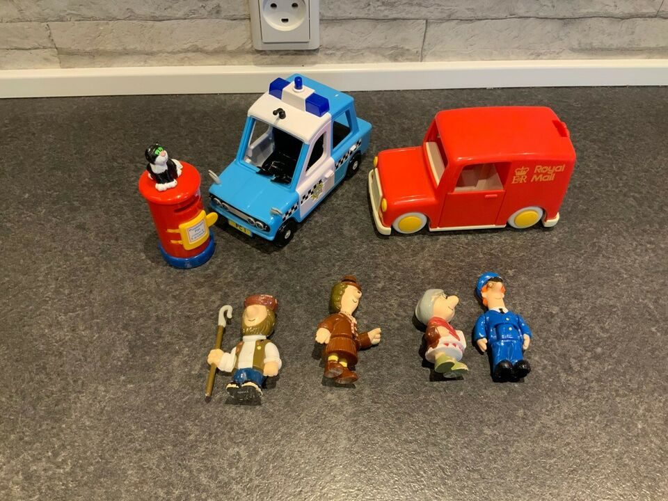 Postman Per legetøj, Postman Per