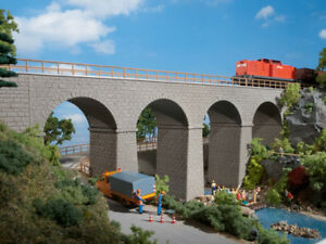 Auhagen kit 11344 NEW HO VIADUCT 4013285113446