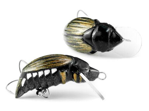 Imago Lures Maybug 3,5cm 2,5g Floating Oberflächen Köder Döbel Aland NEU 2019