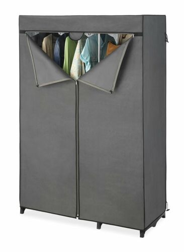 Hanging Closet Storage Whitmor Double Polypropylene Fabric Organizer Cover