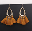 Women-Fashion-Bohemian-Earrings-Vintage-Long-Tassel-Fringe-Boho-Dangle-Earrings thumbnail 226
