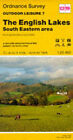 Outdoor Leisure Maps: Sheet 7: English Lakes - South Eastern Area by Ordnance Survey (Sheet map, folded, 1989)