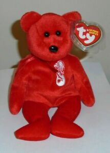 """Ty Beanie Baby - MERLION the Singapore Bear 8.5"""" (Asia Pacific Exclusive) MWMT"""