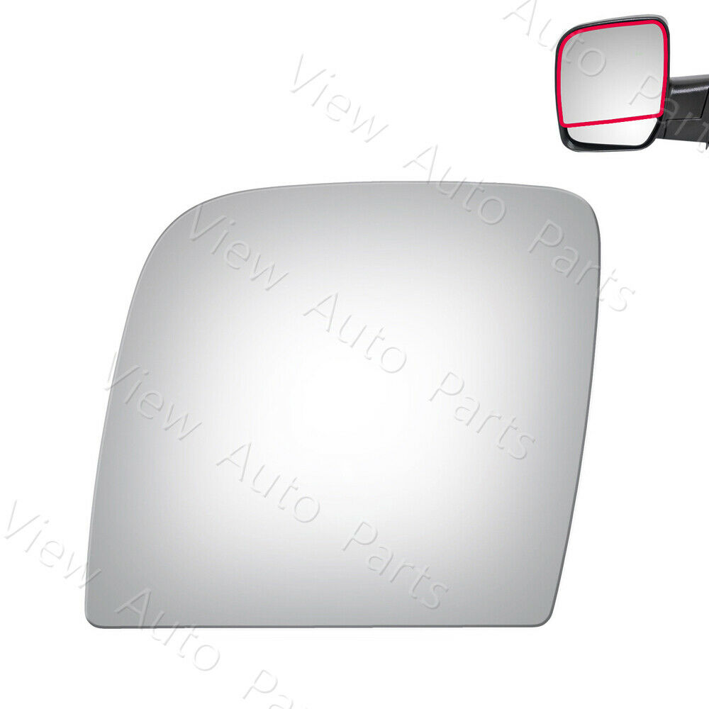 E-Series Driver Side Left LH Mirror Glass #2280 NEW fit 92-05 Econoline Van