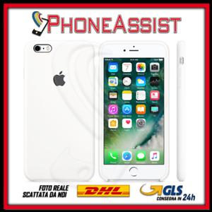 Funda Cubierta Para IPHONE 6s Silicone Case Original Blanco (White)