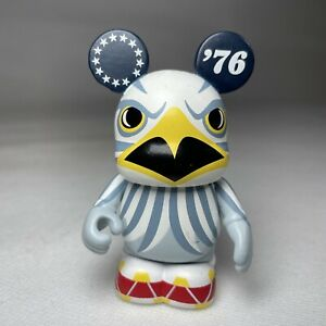 "Disney 3"" Vinylmation Park Series 7 America on Parade 1976 Magic Kingdom Eagle"