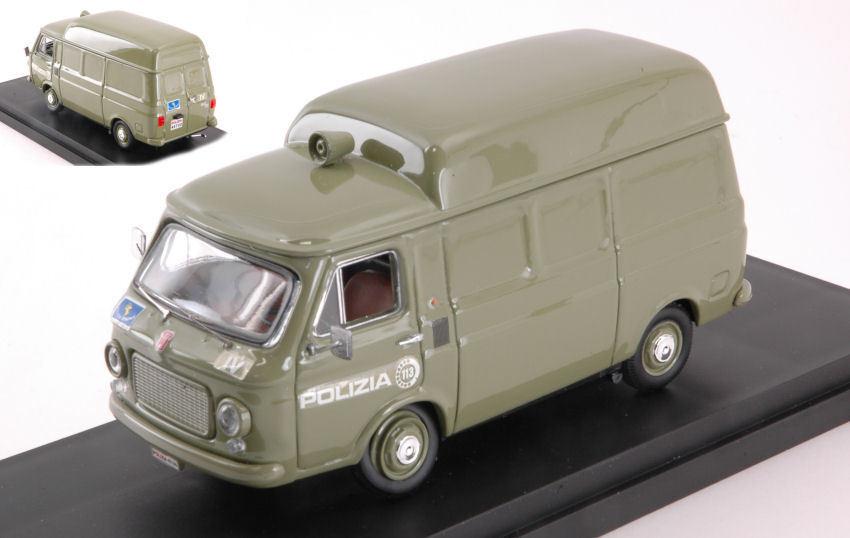 Fiat 238 Polizia 1972 1 43 Model RIO