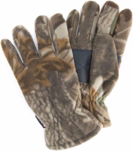 QuietWear Men's Waterproof Fleece Gloves Adventure Grey 7006462989