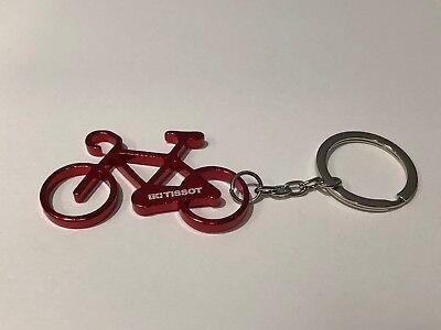 Analitico Nuevo - Llavero Key Chain - Tissot - Bicicleta Bicycle - Red Roja Lasciamo Che Le Nostre Merci Vadano Al Mondo
