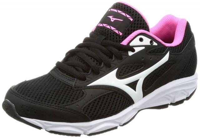 Mizuno Women Running shoes MAXIMIZER 20 K1GA1801 Black × White × Pink FS