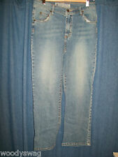 Steve and Barrys Normal Rise Capri size 8 Spandex Jeans Inseam 25