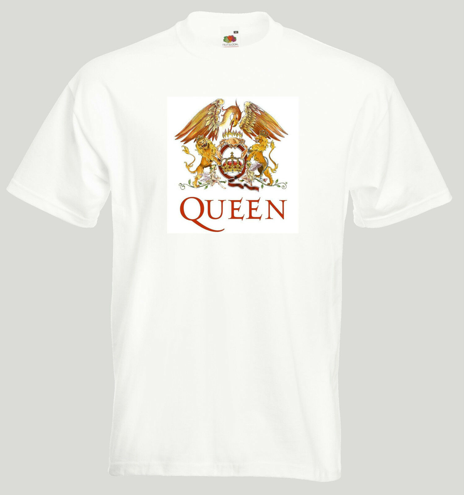 T SHIRT    QUEEN- ROCK-MUSIC 7448b9