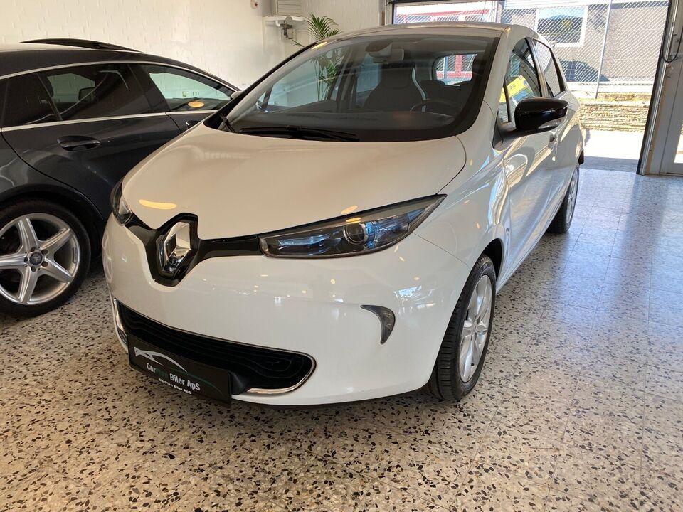 Renault Zoe Intens El aut. Automatgear modelår 2015 km