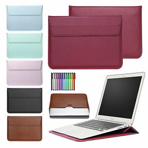 For-MacBook-Air-Pro-Retina-11-034-12-034-13-034-15-034-Leather-Pouch-Sleeve-Bag-Case-Cover