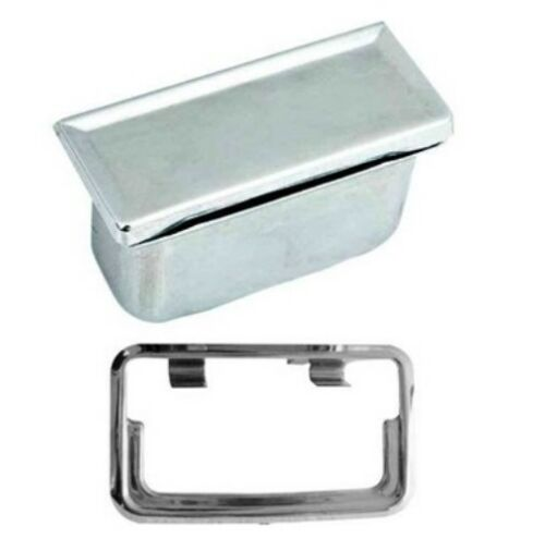 Console Ashtray /& Bezel Set for 1971-1974 MoPar B-Body /& E-Body