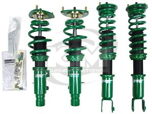 TEIN-FLEX-Z-16-WAYS-ADJUSTABLE-COILOVERS-FOR-13-17-ACCORD-amp-TLX-MADE-IN-JAPAN