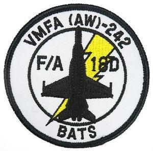 AW -242 PATCH USMC VMFA