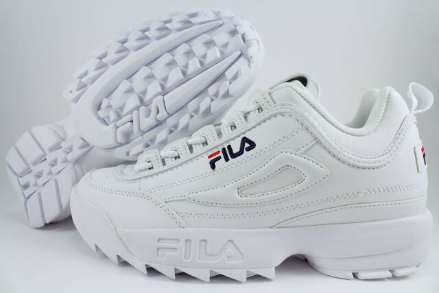 Fila Disruptor 2 Script II Men Women Daddy Chunky Shoes Sneaker Pick 1