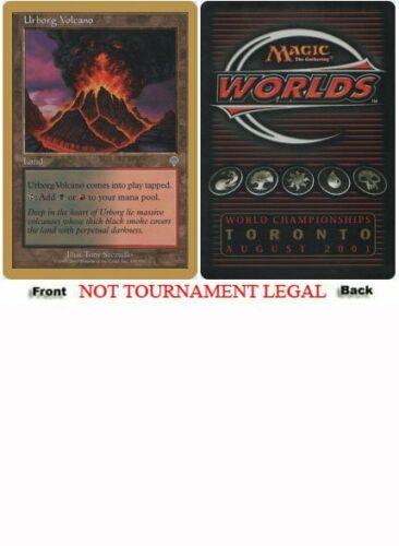 World Championship HEAVILY PLD ABUGames Urborg Volcano Tom van de Logt - 2001