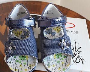 online store 58a98 63e34 Dettagli su BALDUCCI sandalo sandali bambina numero 23