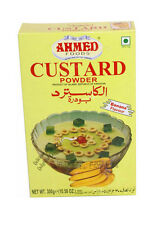 Ahmed HALAL Custard Powder Banana Flavour 300g/10.58oz USA Seller ! (F/S) !!